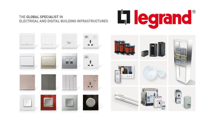 Thiết bị điện Legrand